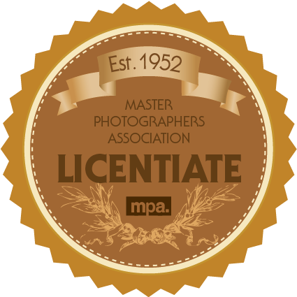Licentiateship Qualification with The Master Photographers Association
